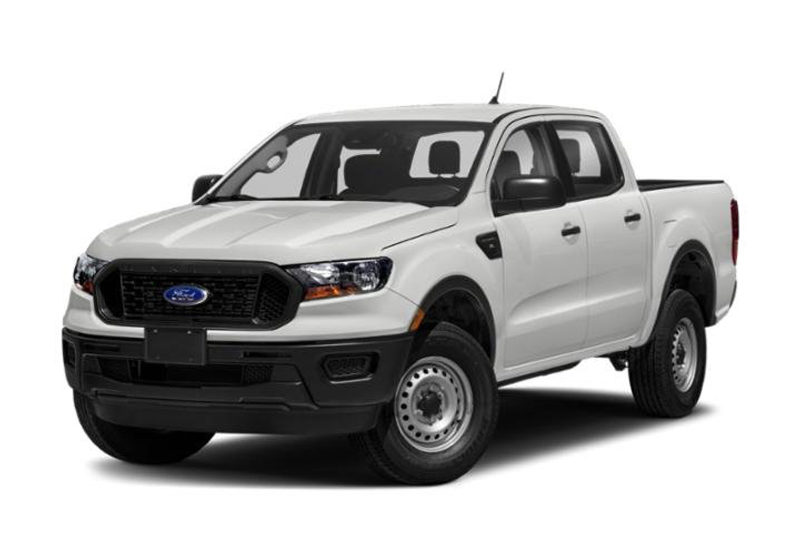2020 Ford Ranger XL 4×4 Crew Cab Pickup